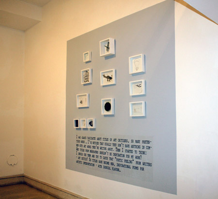 Lost in Communication in A+A Gallery in Venice, exhibition view