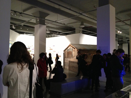 Neighbours – Contemporary Narratives from Turkey and Beyond, opening of the exhibition