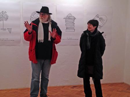 Vesna Bukovec: In če se motim?, Hiša kulture v Pivki