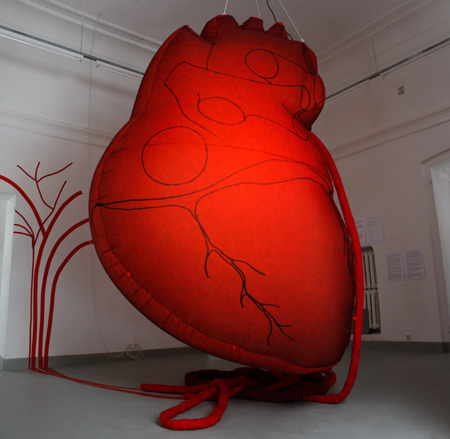 Secret Heart, exhibition view