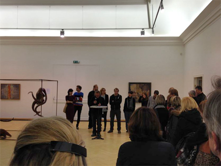TRANS.form 5 - opening of the exhibition
