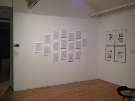 Krize in novi začetki: umetnost v Sloveniji 2005–2015, otvoritev