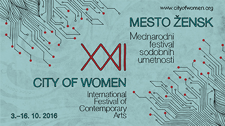 22. festival Mesto žensk