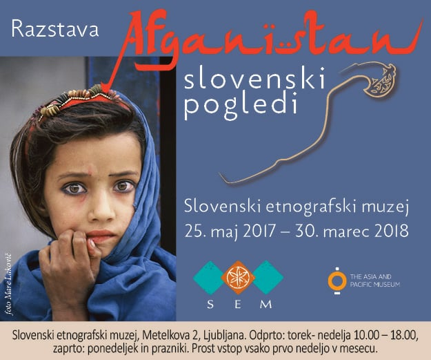 Afganistan - slovenski pogled