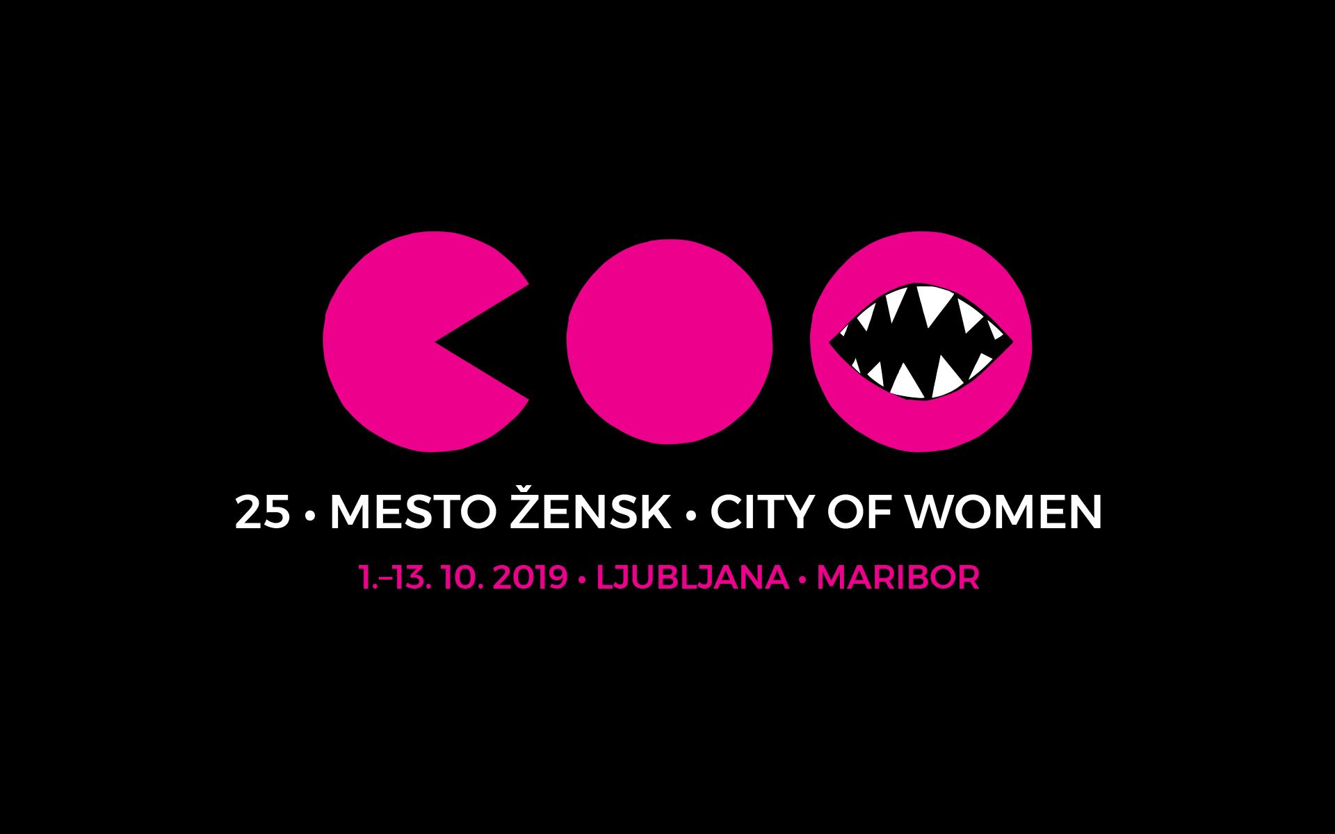 25. festival Mesto žensk