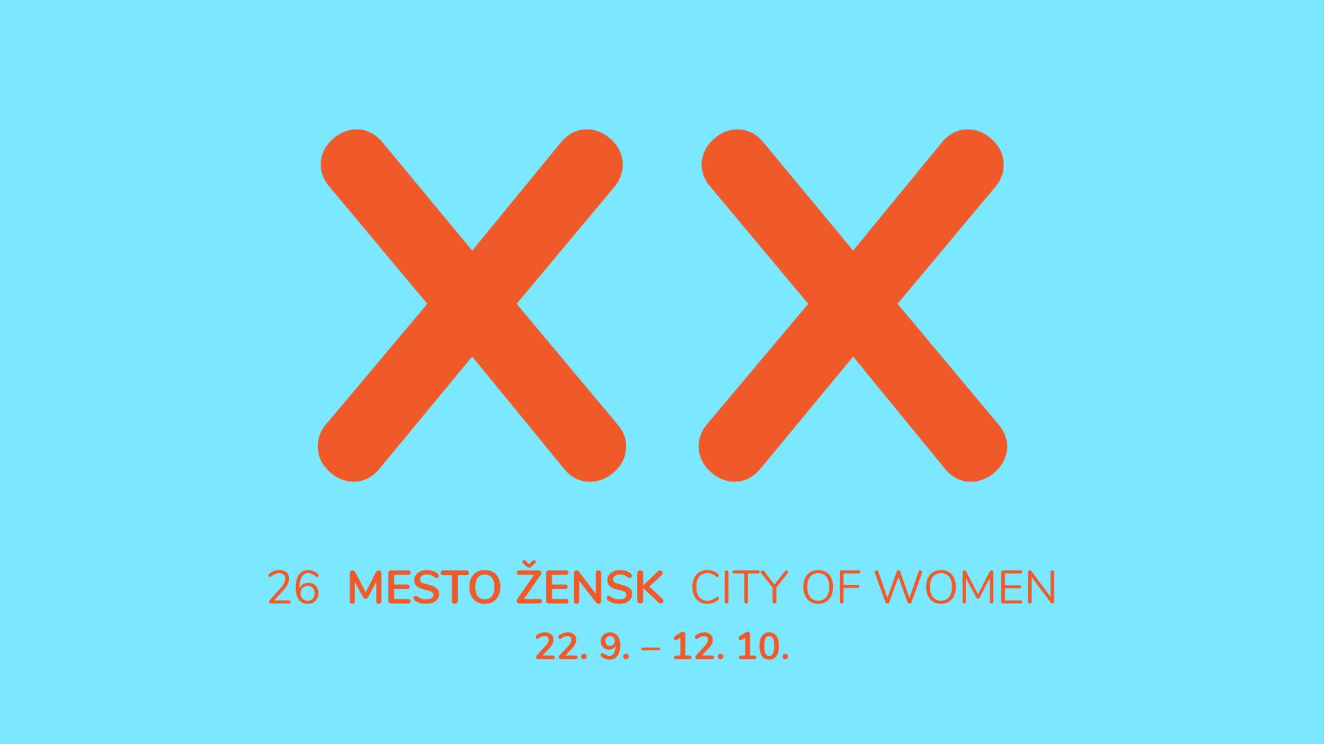 26. festival Mesto žensk